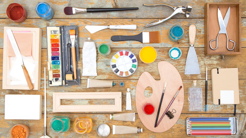 Art essentials that you must have