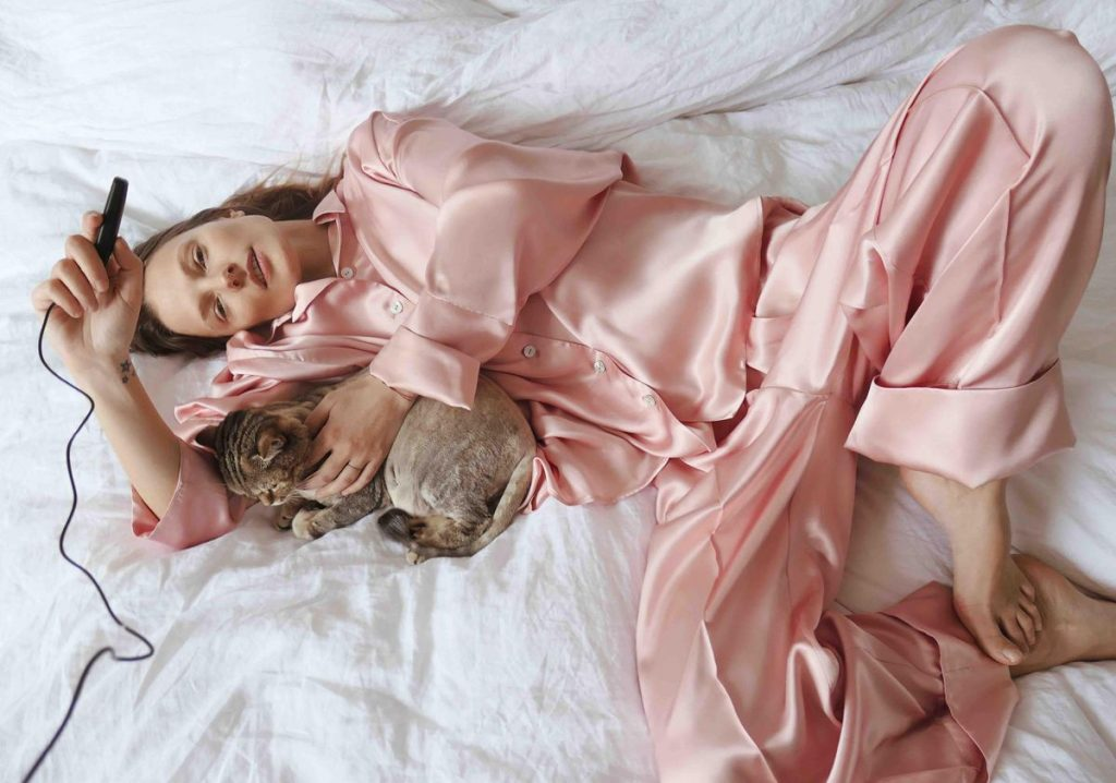 Look good and stay comfortable with ladies nightwear