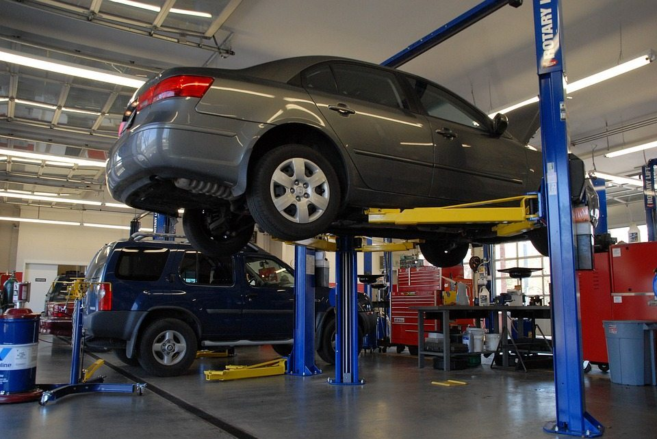 What is Included in a Car Workshop